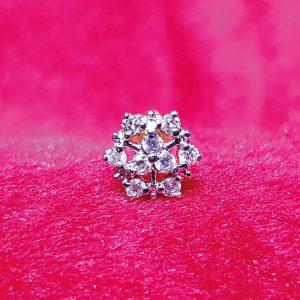 Diamond Nosepin - Gems Jewellers & Gems Stone 01
