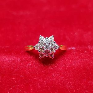 Diamond Ring - Gems Jewellers & Gems Stone