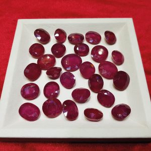 Natural Ruby - Gems Jewellers & Gems Stone
